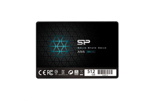 "512GB Silicon Power SSD-SATAIII 2,5"" Ace A55"