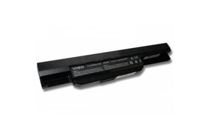 ASUS A41-K53 4400 mAh 6 cella fekete notebook/lapt