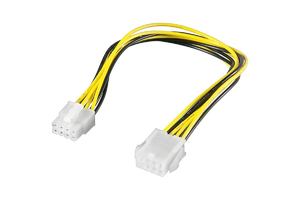 Extension cable 8pin EPS AK-CA-08 30 cm
