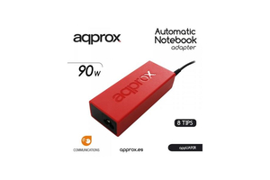 APPROX Univerzális Notebook adapter 90W