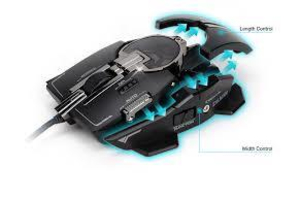 Zalman ZM-GM4 Knossos USB Gaming Mouse Black