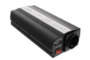 WELL Autós inverter 600W 12V USB port